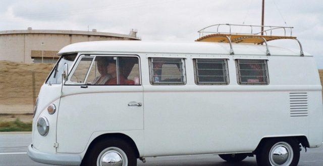 retro car vw bus