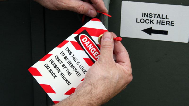 lock tag