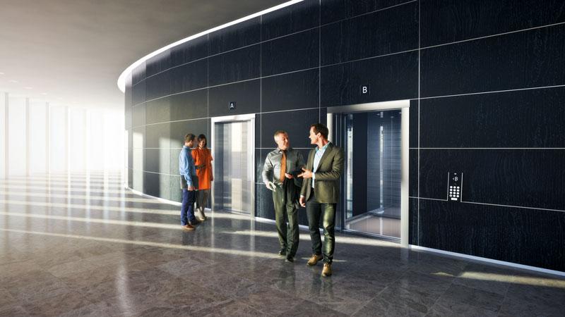 KONE-lobby-lift