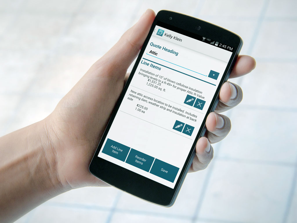 Software voor het schatten van mobiele constructies