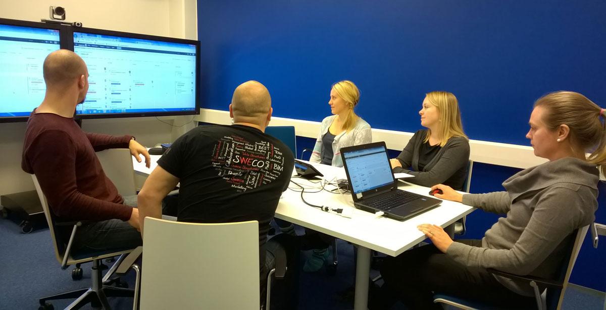 Sweco Agile Team