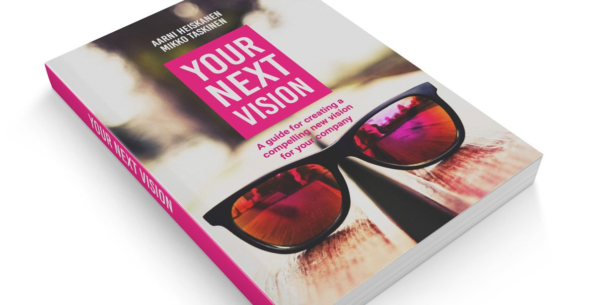 your next vision book