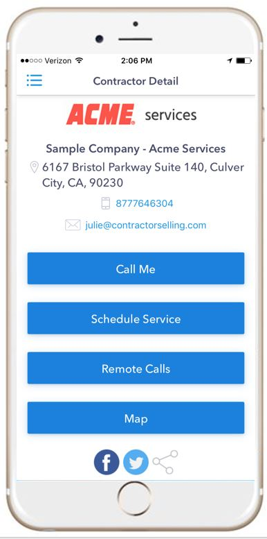 Jobi client app