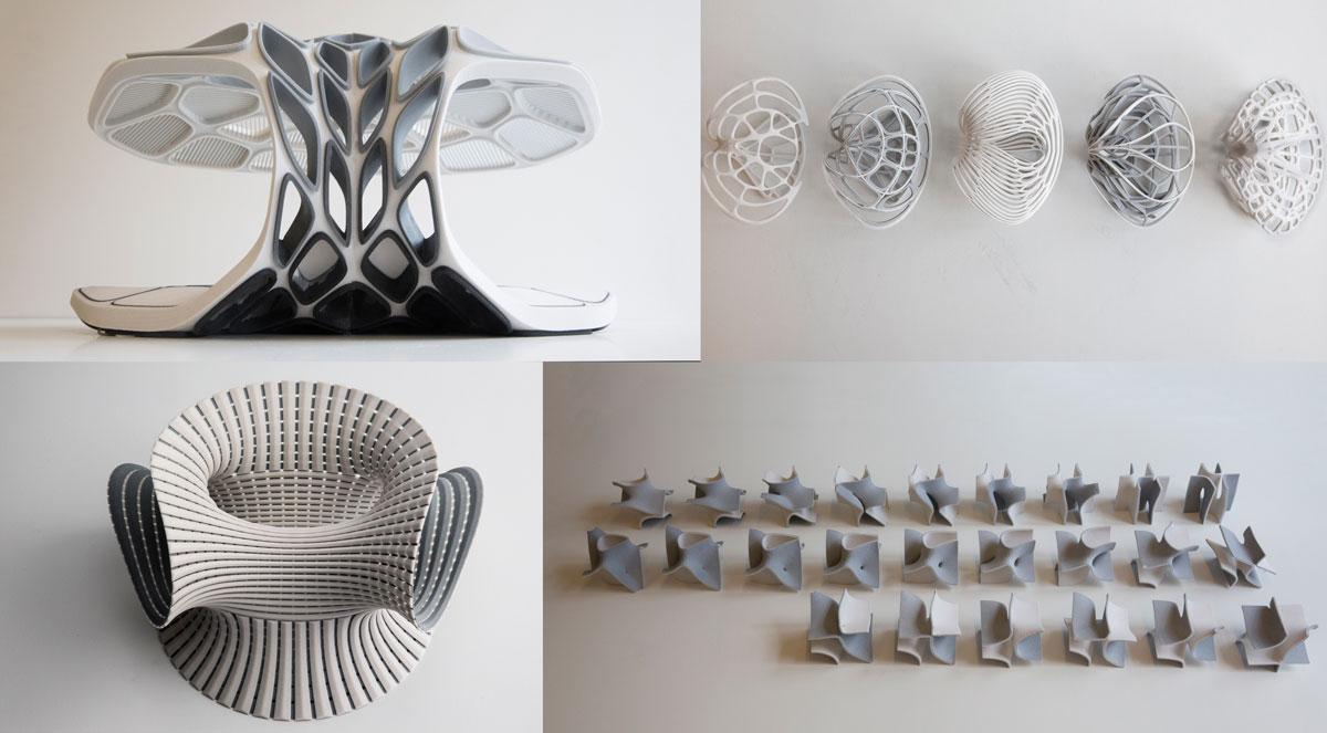 Parametrisch ontwerp, voorbeeld