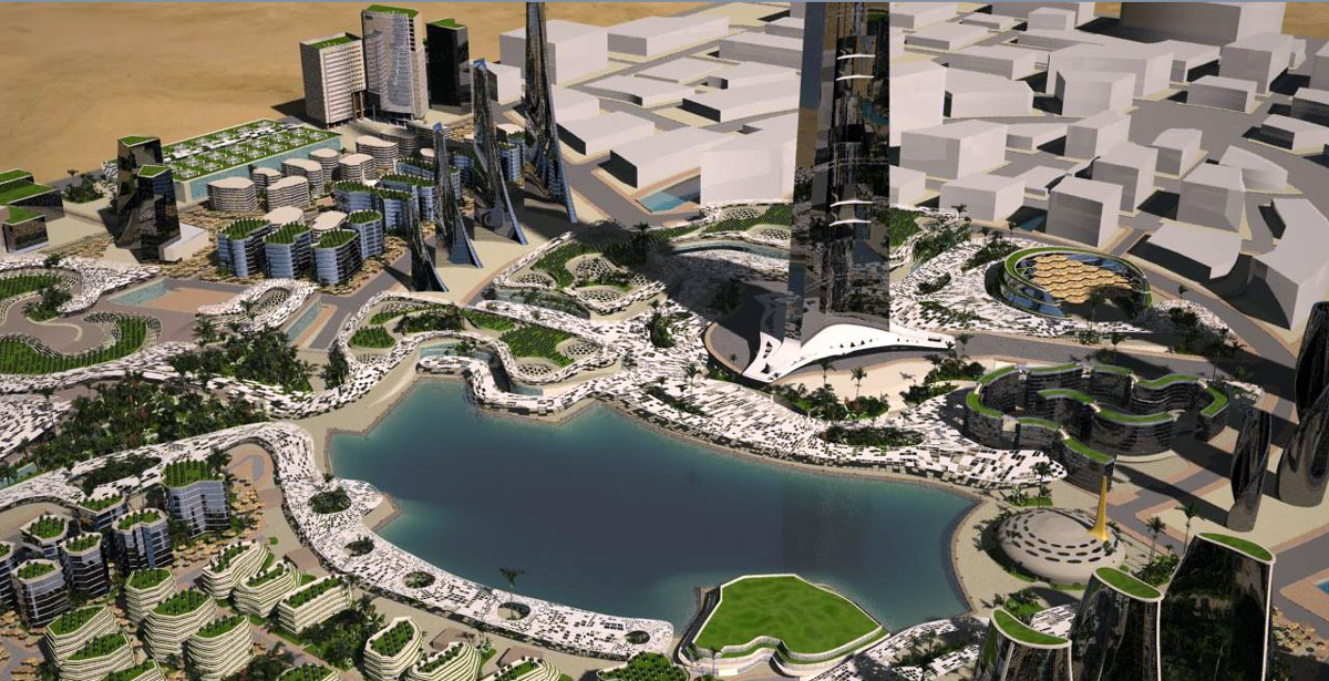 Kingdom City Saudi Arabia
