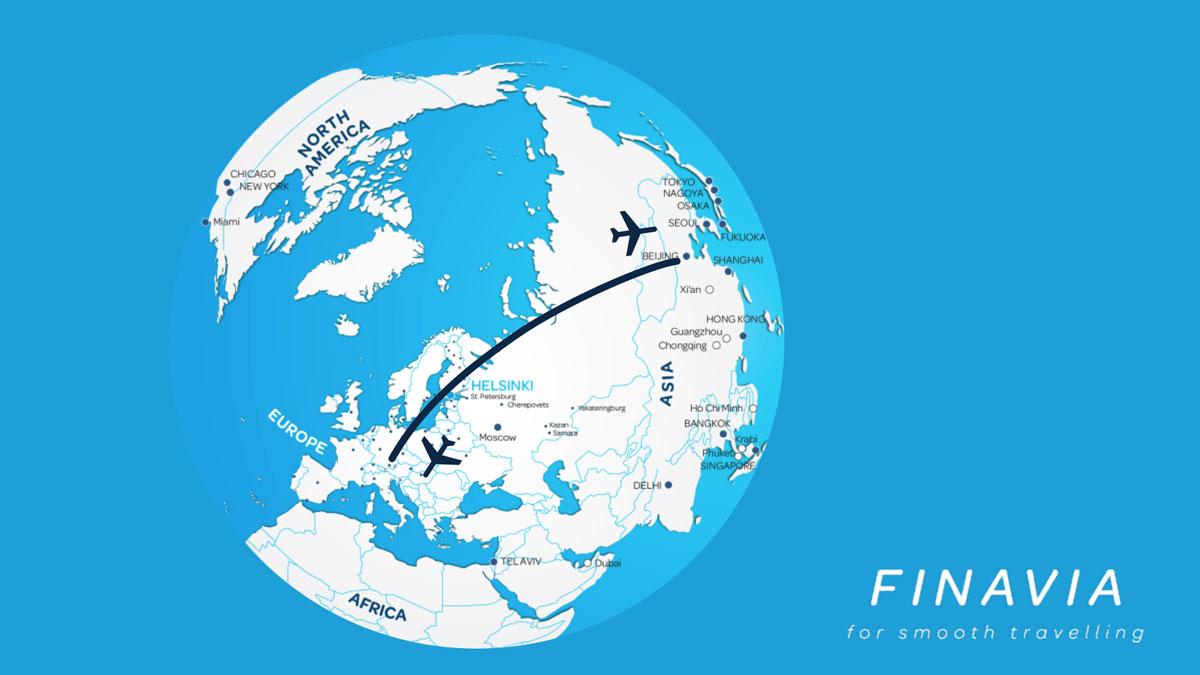 Helsinki Airport Hub