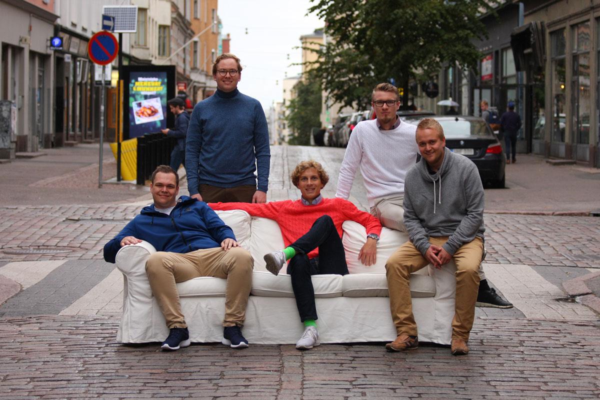 the Blok team