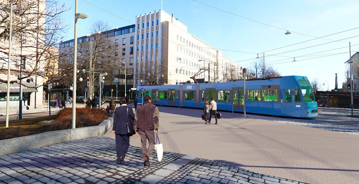 Tampere tramway