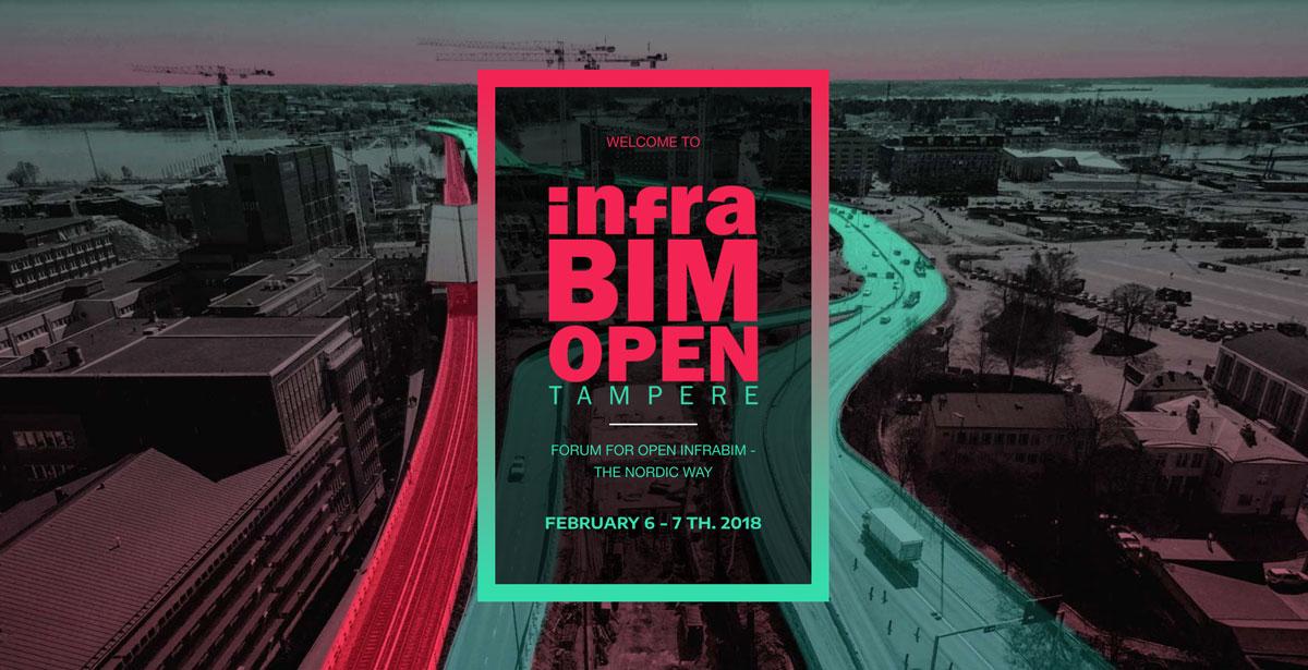 InfraBIM Open Tampere