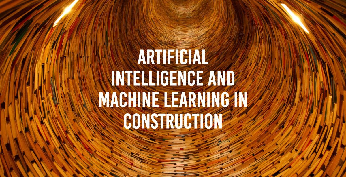 machine learning and ai in construction