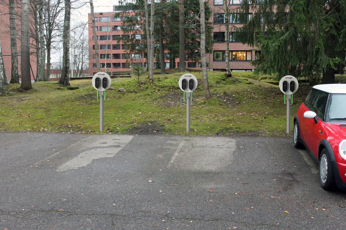 echargie parking