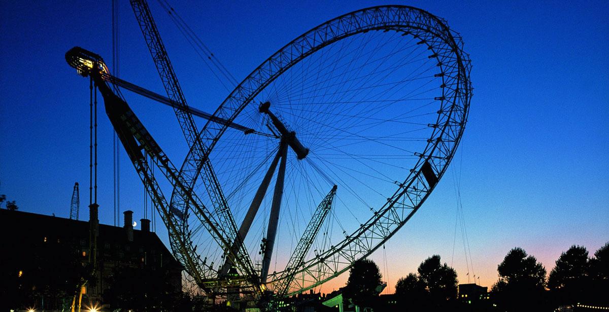 Mace London Eye