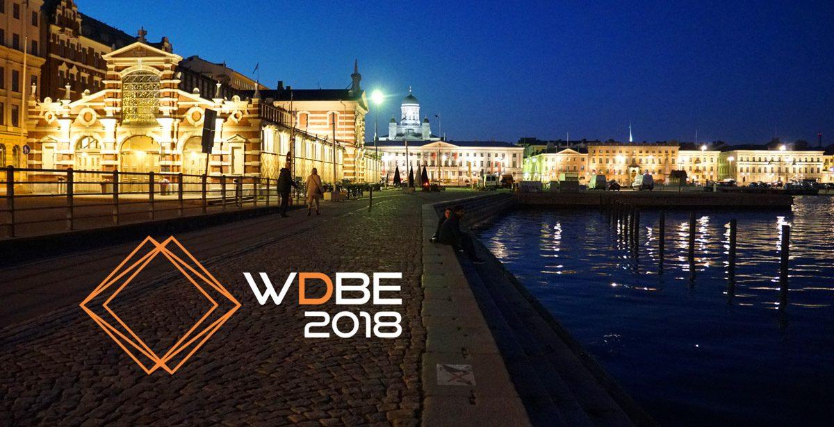 WDBE 2018 Helsinki