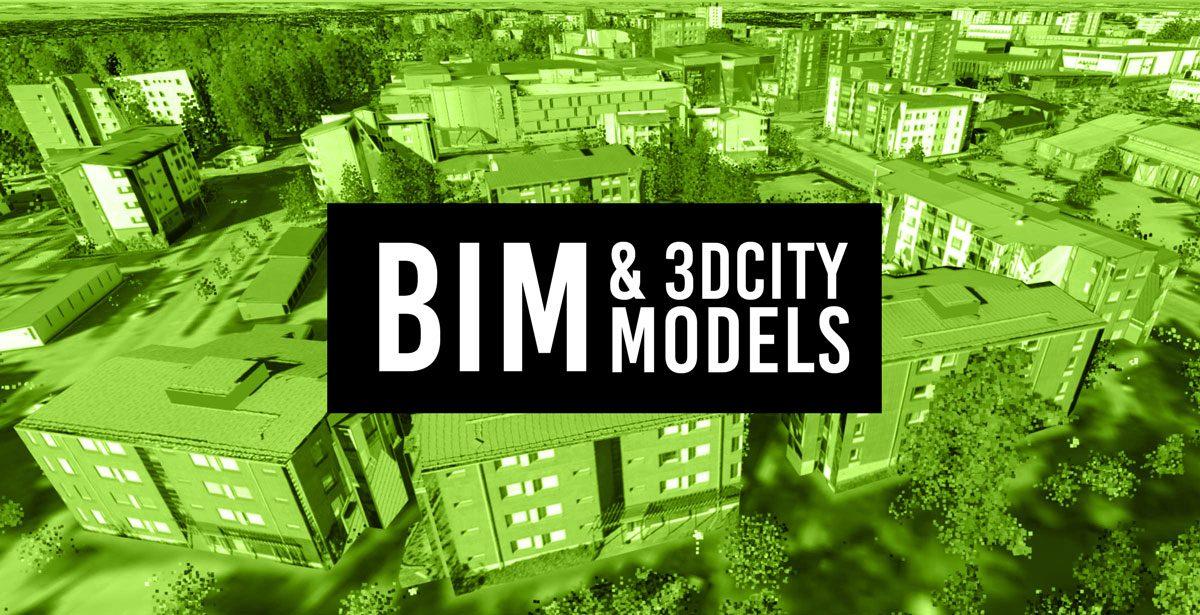 3D City Models BIM