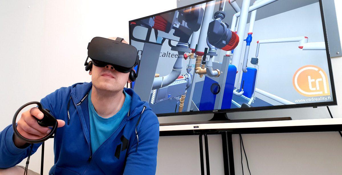 CTRL Reality VR HVAC
