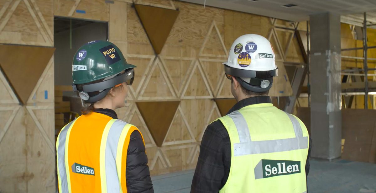 Sellen construction site