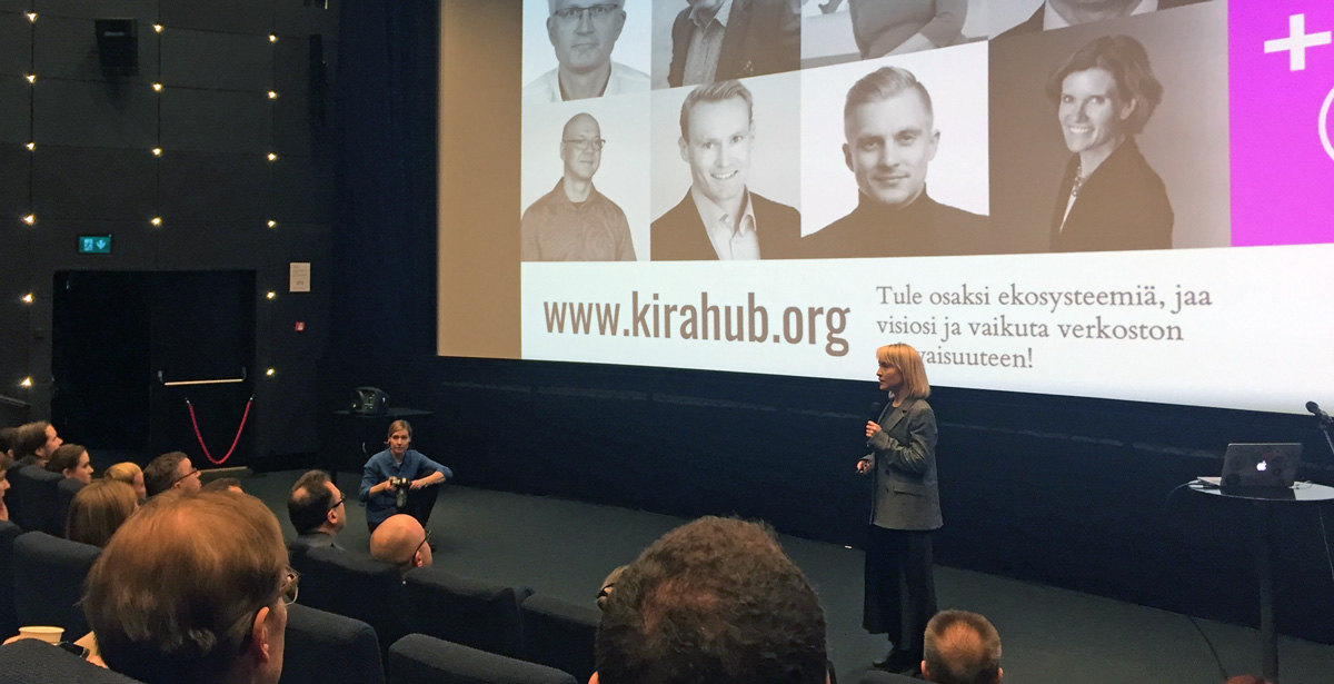 KIRAHub launch