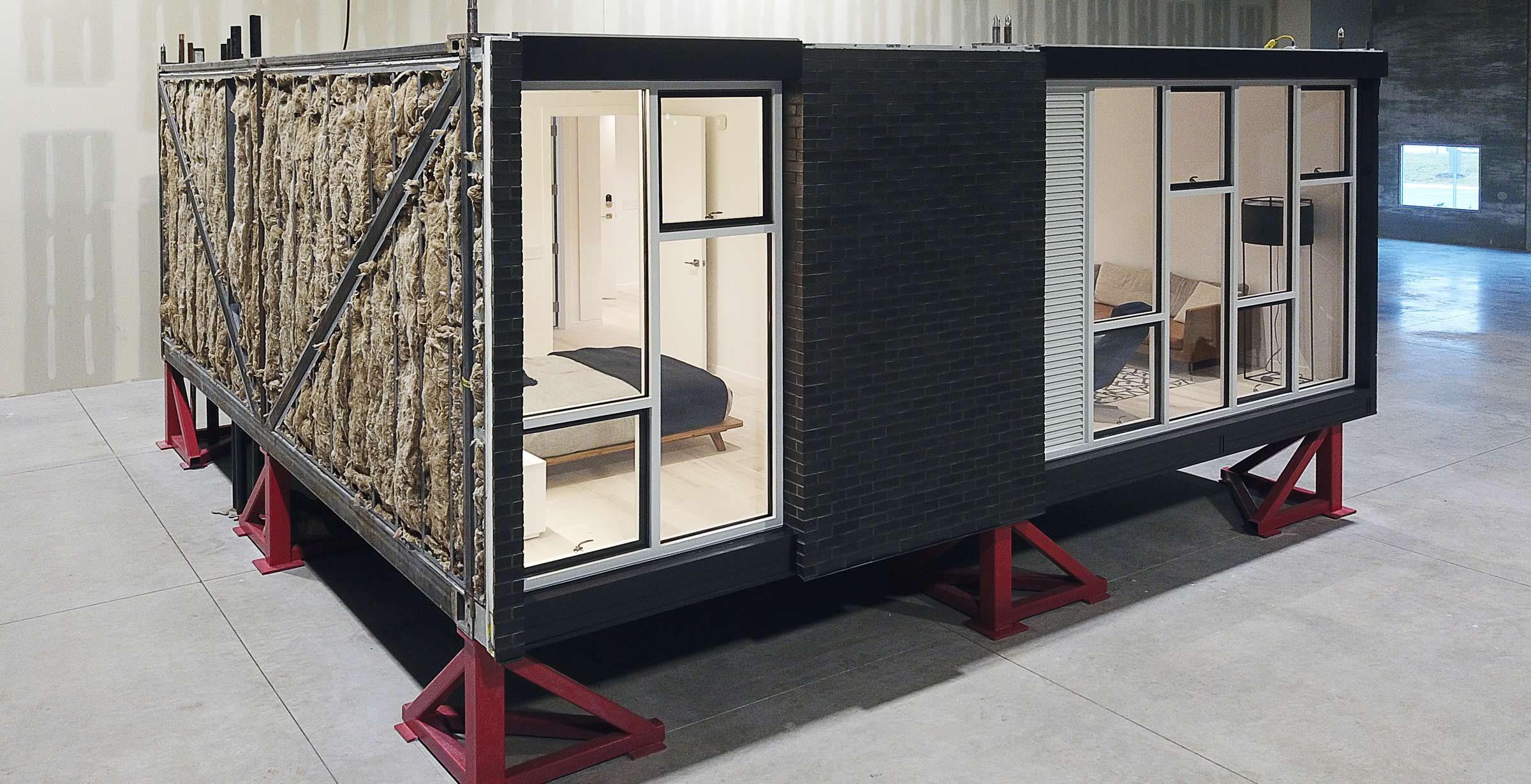 Skender modular construction