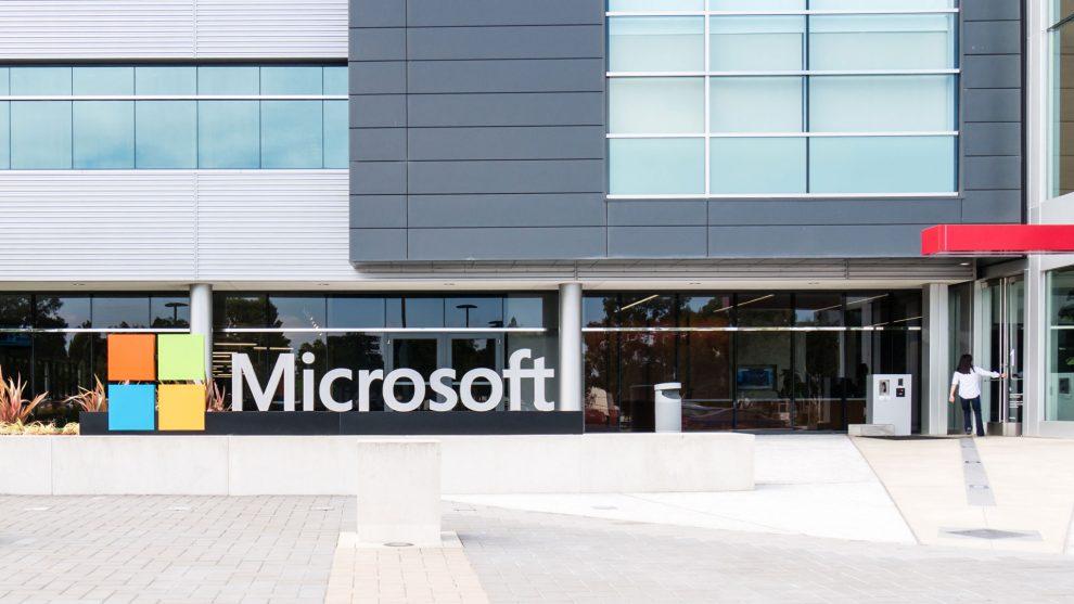 Microsoft-building