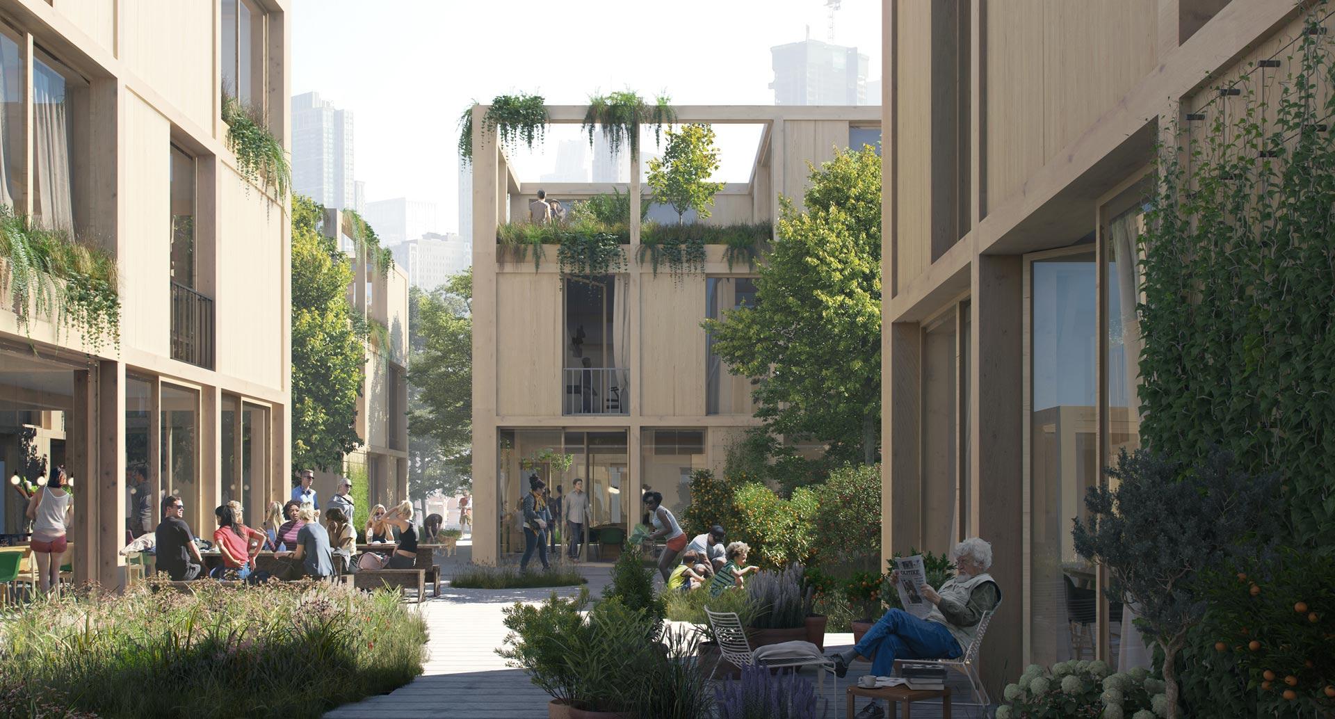 The Urban Village