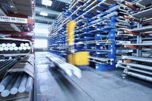 thyssenkrupp AI alfred logistics