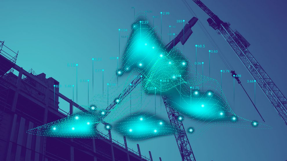 AI construction site