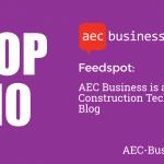 top 10 construction technology blog