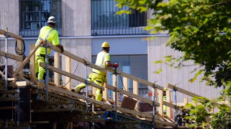 construction jobsite