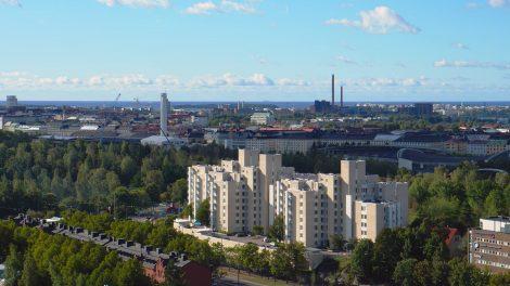 Helsinki by Aarni Heiskanen