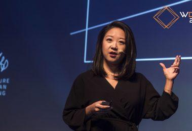 Lu Ying at WDBE 2019