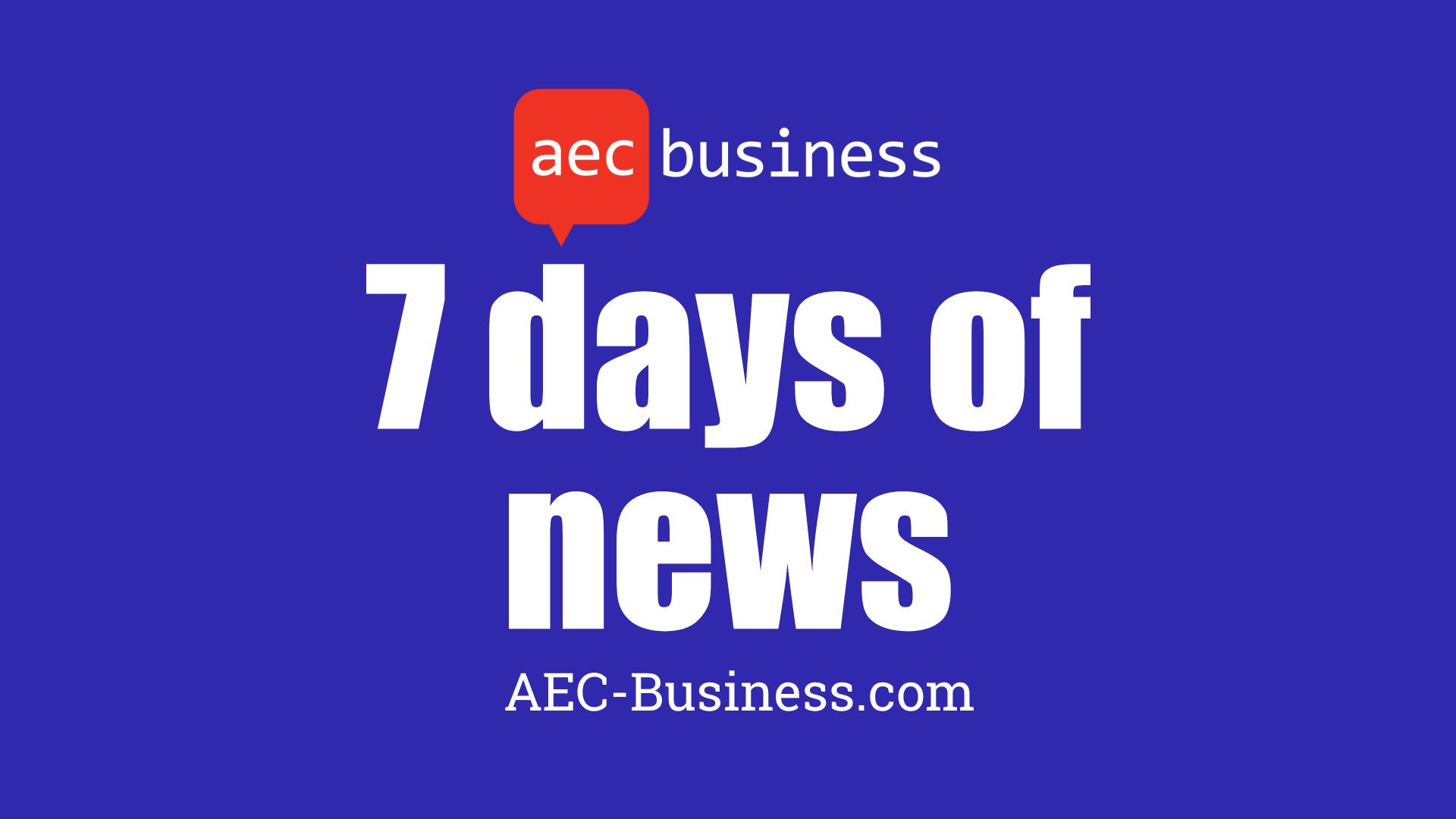 7 days of news