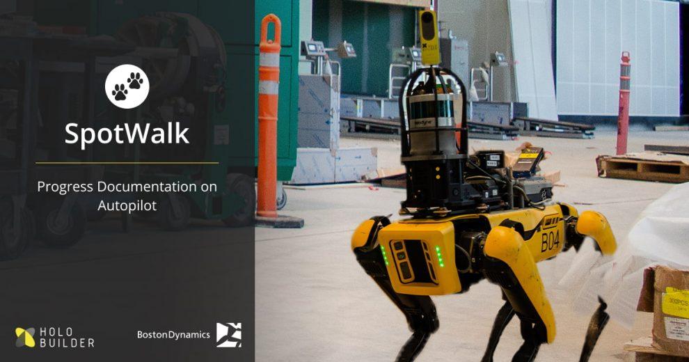 construction robot Spot