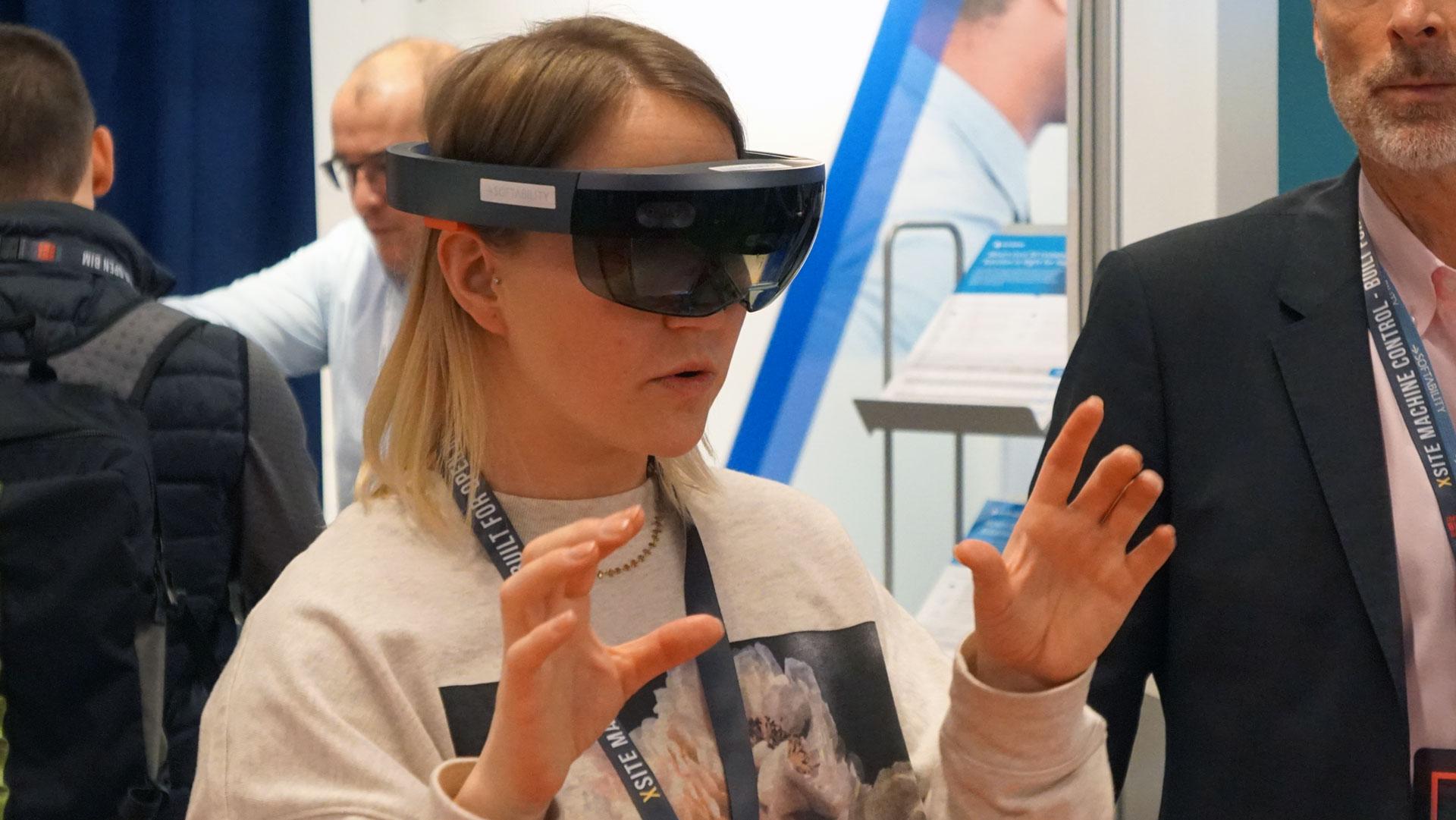 InfraBIM Open VR demo