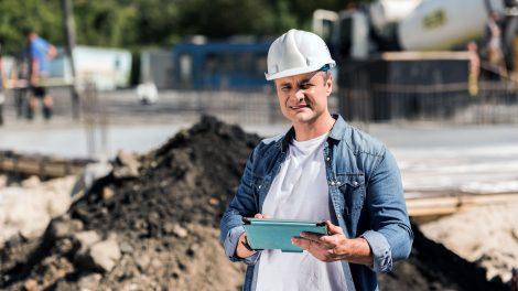 Construction digitalization