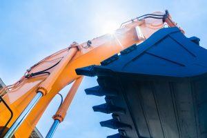 excavator driverless