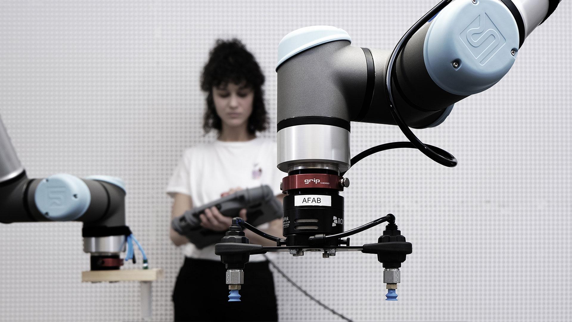 AFAB Research Lab Setup