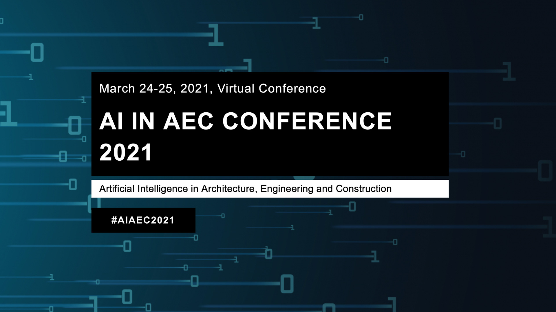 ai in aec conference