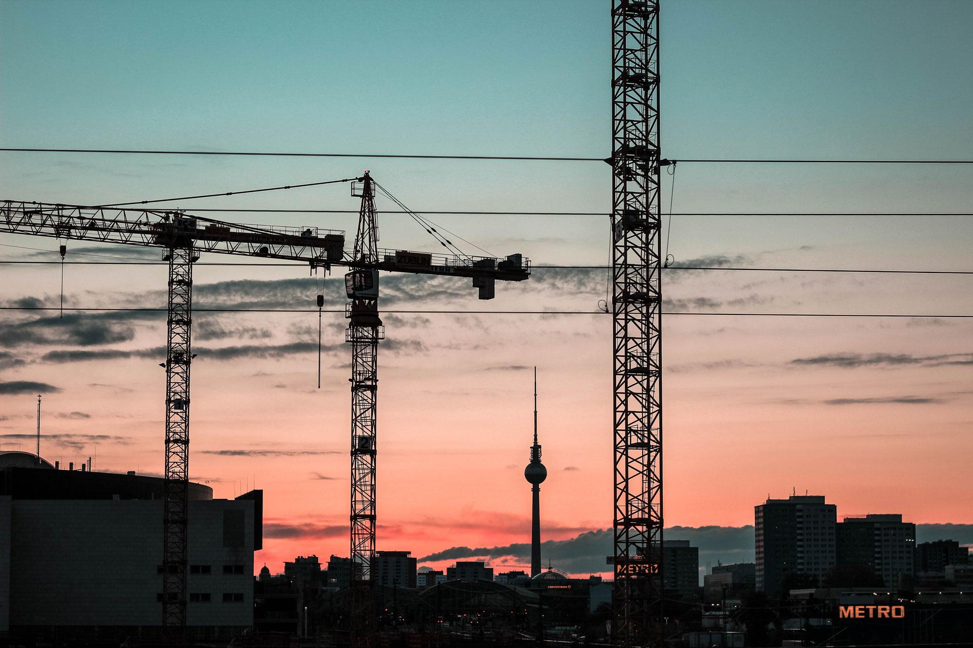 berlin construction Sablono