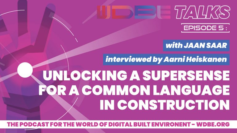 Unlocking a Supersense for a Common Language in Construction
