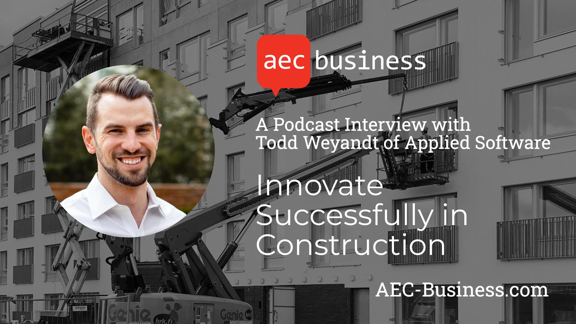 Todd Weyandt podcast interview