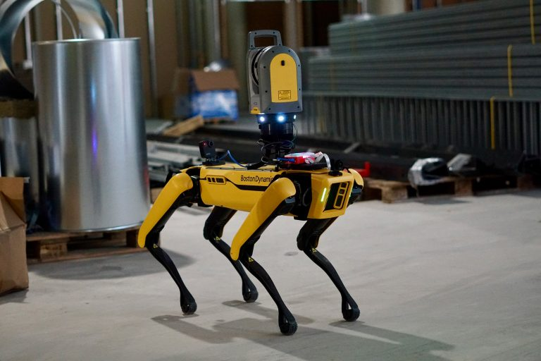 Realtime Super Sensing – An Interview with Brian Ringley of Boston Dynamics