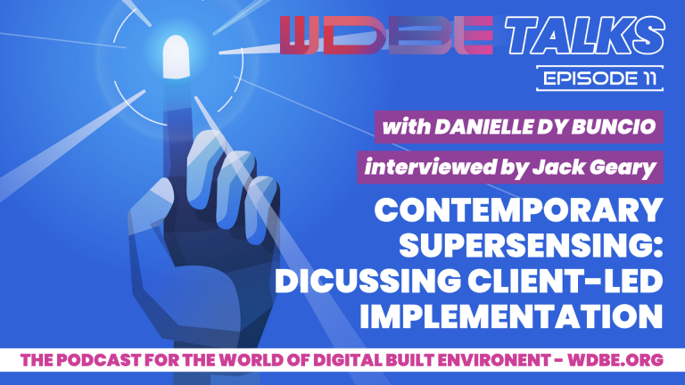 Contemporary Supersensing: Discussing Client-Led Implementation with Danielle Dy Buncio