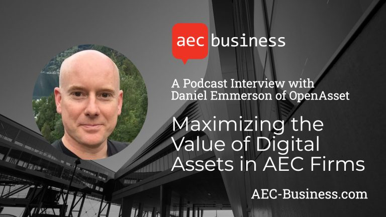 Maximizing the Value of Digital Assets in AEC Companies